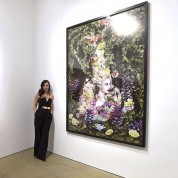 Kirsty Mitchell's Wonderland Exhibition at Mead Carney